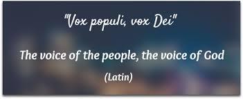 Magnus Abe S Victory Vox Populi Vox Dei Says Peterside Trade