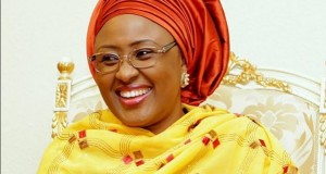 Mother of the Nation and wife of President Muhammadu Buhari of Nigeria, her excellency, Mrs. Aisha Buhari