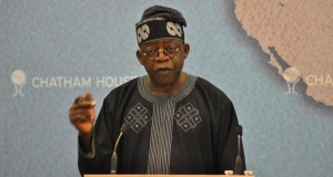 The National Leader of the governing party in Nigeria, The All Progressives Congress and a Political Strategist par Excellence, Asiwaju Bola Ahmed  Tinubu