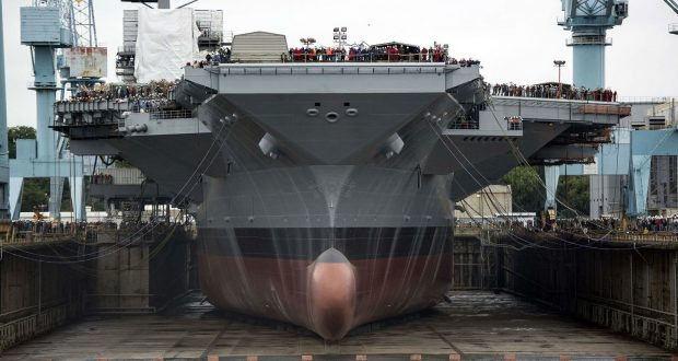 USS Gerald R. Ford