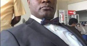 A popular Port Harcourt lawyer, Barrister Ken Atsuete