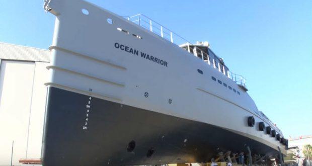 ocean warrior
